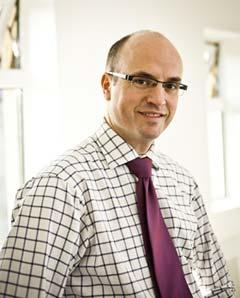 Dr. Declan Ward - Orthodontist